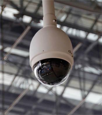 montaż monitoringu - kamer
